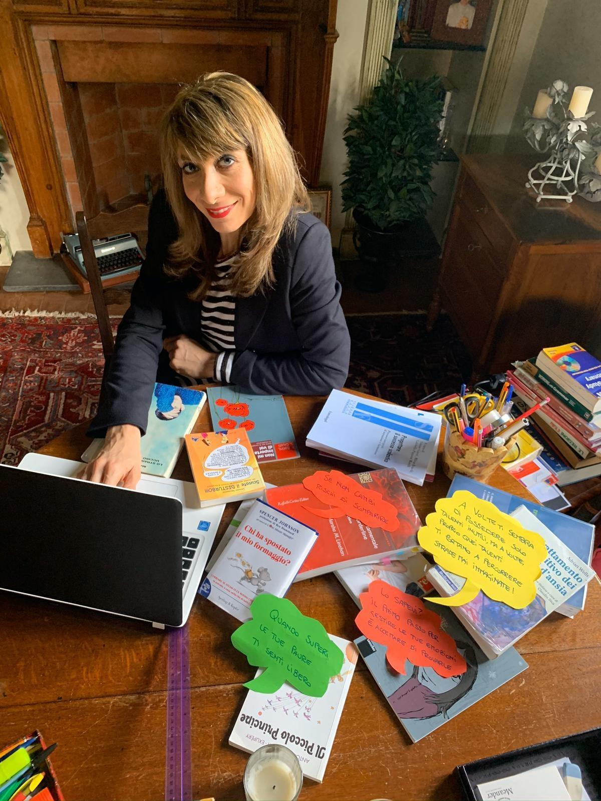 Superare i blocchi con la psicoterapia: la dottoressa Giulia Giorgi può aiutarti - Giulia Giorgi - Psicoterapeuta cognitivo-comportamentale in Versilia e Lucca
