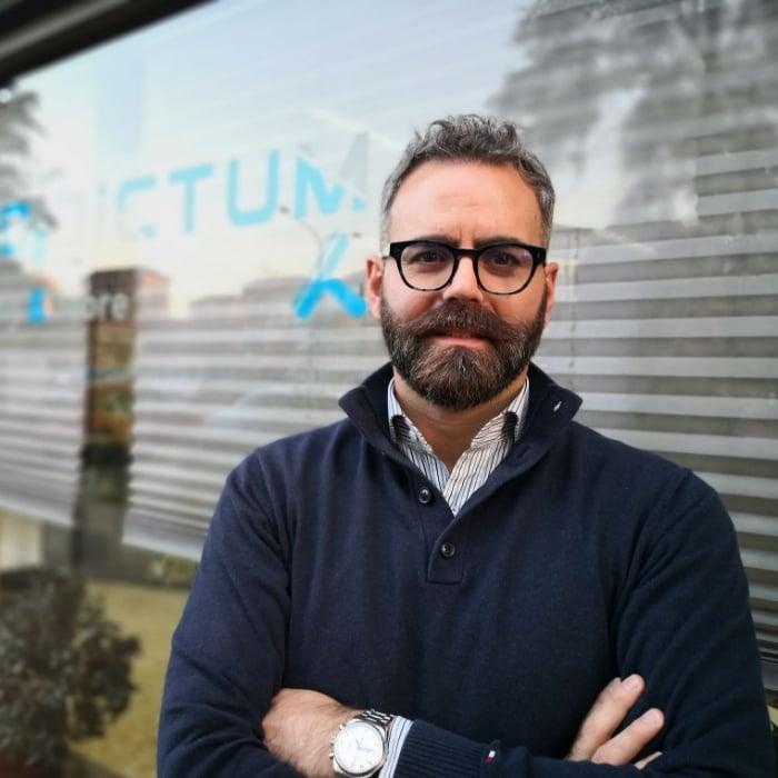 Servizi di pulizia sostenibili e di qualità - Nicola Somma - Direttore Commerciale di Eco.Dictum a Torino