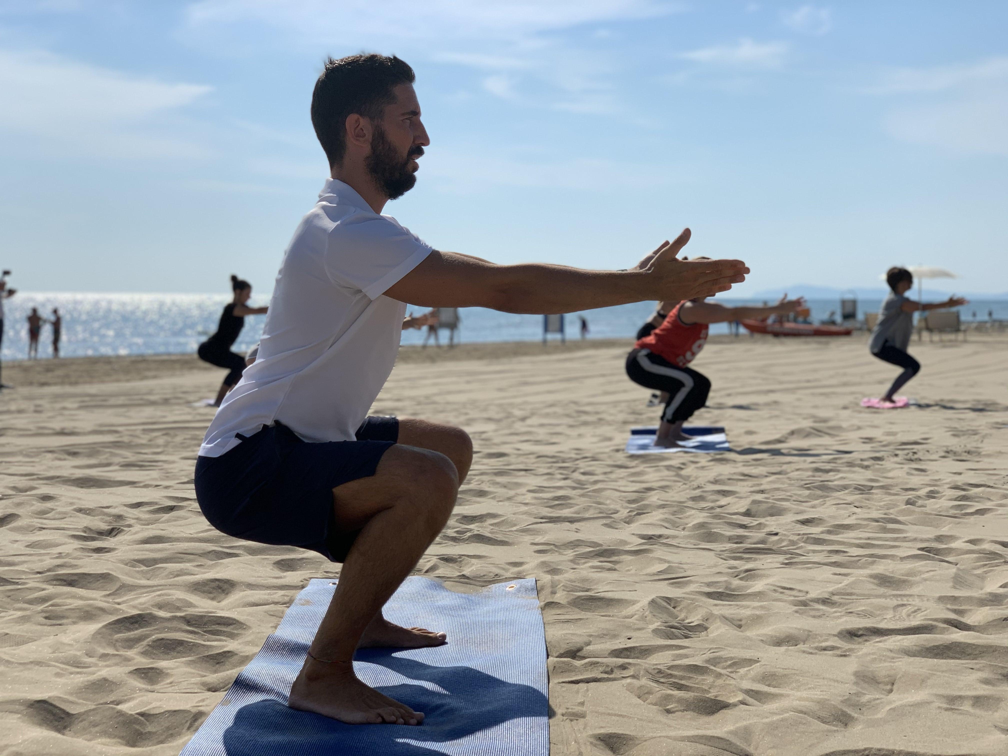 Riscopri le tue potenzialità con il pilates di Davide Curradi - Davide Curradi - Istruttore di pilates in Rimini
