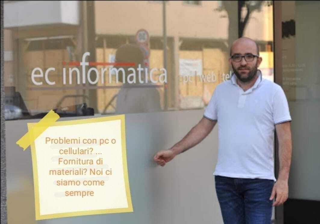 L'assistenza informatica che cercavi - EC Informatica - Assistenza informatica in Trento