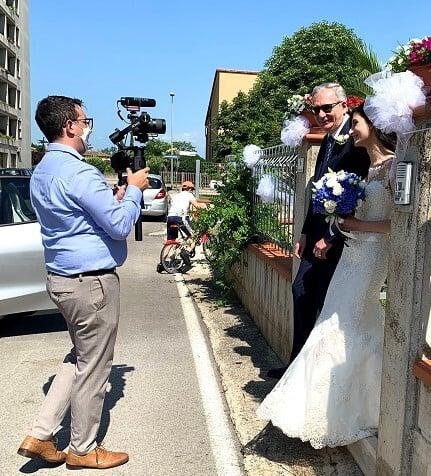 Perché l'approccio tra fotografo e quasi sposi è importante? - Gian Marco Marino - Video maker a Bologna