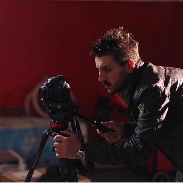 In cosa consiste il lavoro di un filmmaker? - Daniele Scotti - Filmmaker in Roma