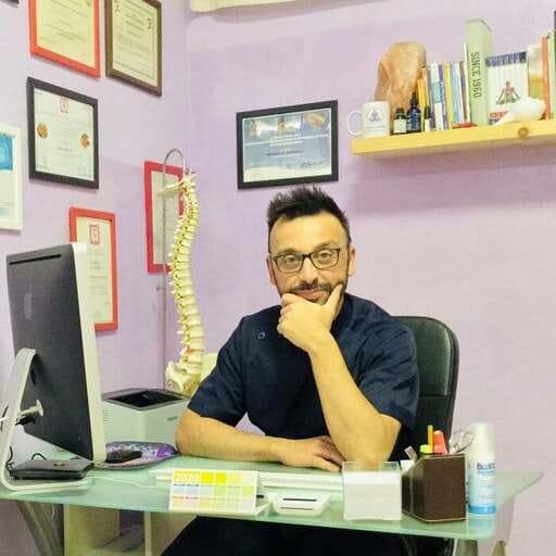 Massofisioterapia riabilitazione e non solo - Antonio Petrella - Massofisioterapista a Firenze