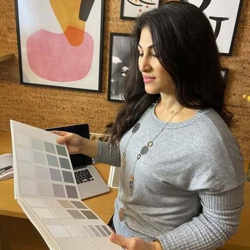 Interior Designer Internazionale - Saideh Shirangi - Interior Designer a Torino