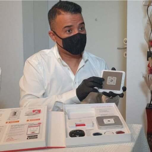Quanto costa acquistare un nebbiogeno? - Samayin Israel Juarez - Impianto di allarme a Milano