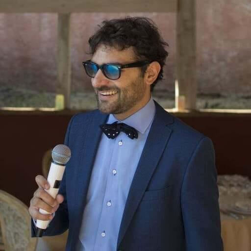 L'intrattenimento che cerchi per le tue feste private - Andrea Centi - Musica per eventi in Roma