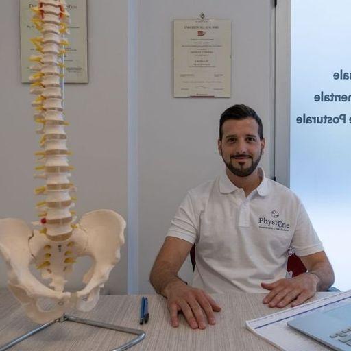 Terapia Manuale e Fisioterapia - Daniele Cerbino - Fisioterapista a Cosenza