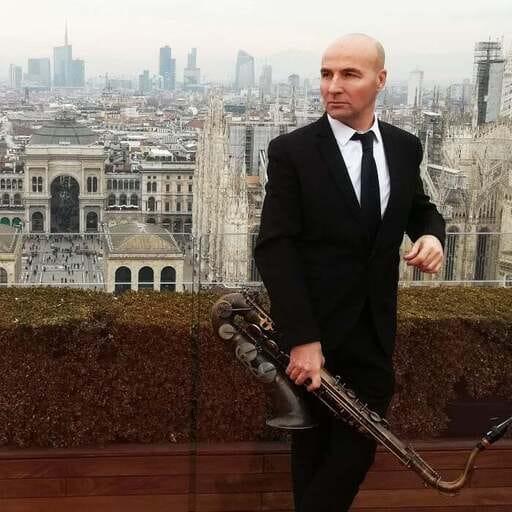 I tuoi eventi speciali a suon di Jazz - Mirko Fait - Musicista per eventi in Lombardia