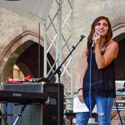 Non solo una voce per i vostri eventi - Silvia Sax - Speaker e Presentatrice in Italia