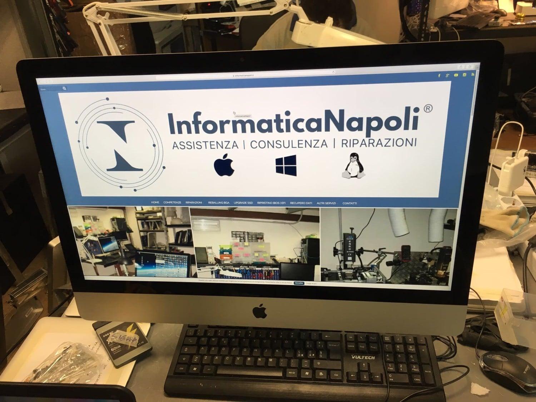Assistenza Informatica Napoli.Informaticanapoli Provincia Di Napoli