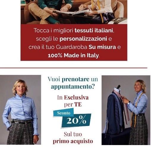 4b6343bb6094 I migliori 20 sarti per abiti su misura a Brescia (con preventivi gratuiti)