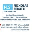 Nicholas Serotti professionista ProntoPro