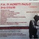 Paolo Moretti professionista ProntoPro