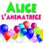 Alice l'Animatrice